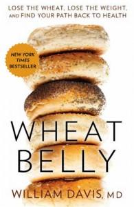 Dr. William Davis, Wheat belly, the unhealthy grain