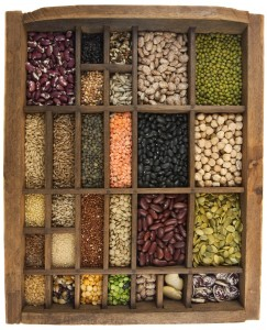 Dried beans and lentils are surprisingly easy to prepare and cook with! check out our recipe section for some ideas